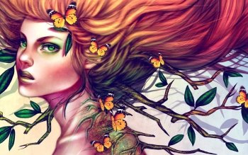 Fantasy - Women Wallpapers and Backgrounds ID : 525434