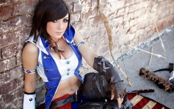 Women - Cosplay Wallpapers and Backgrounds ID : 525506