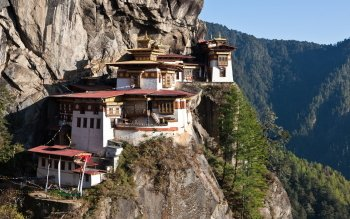 Religious - Taktsang Monastery Wallpapers and Backgrounds ID : 525507