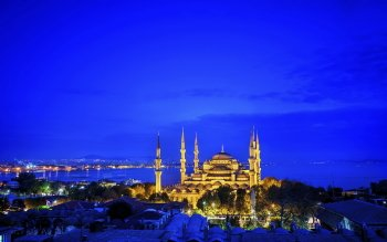 Religious - Sultan Ahmed Mosque Wallpapers and Backgrounds ID : 525890