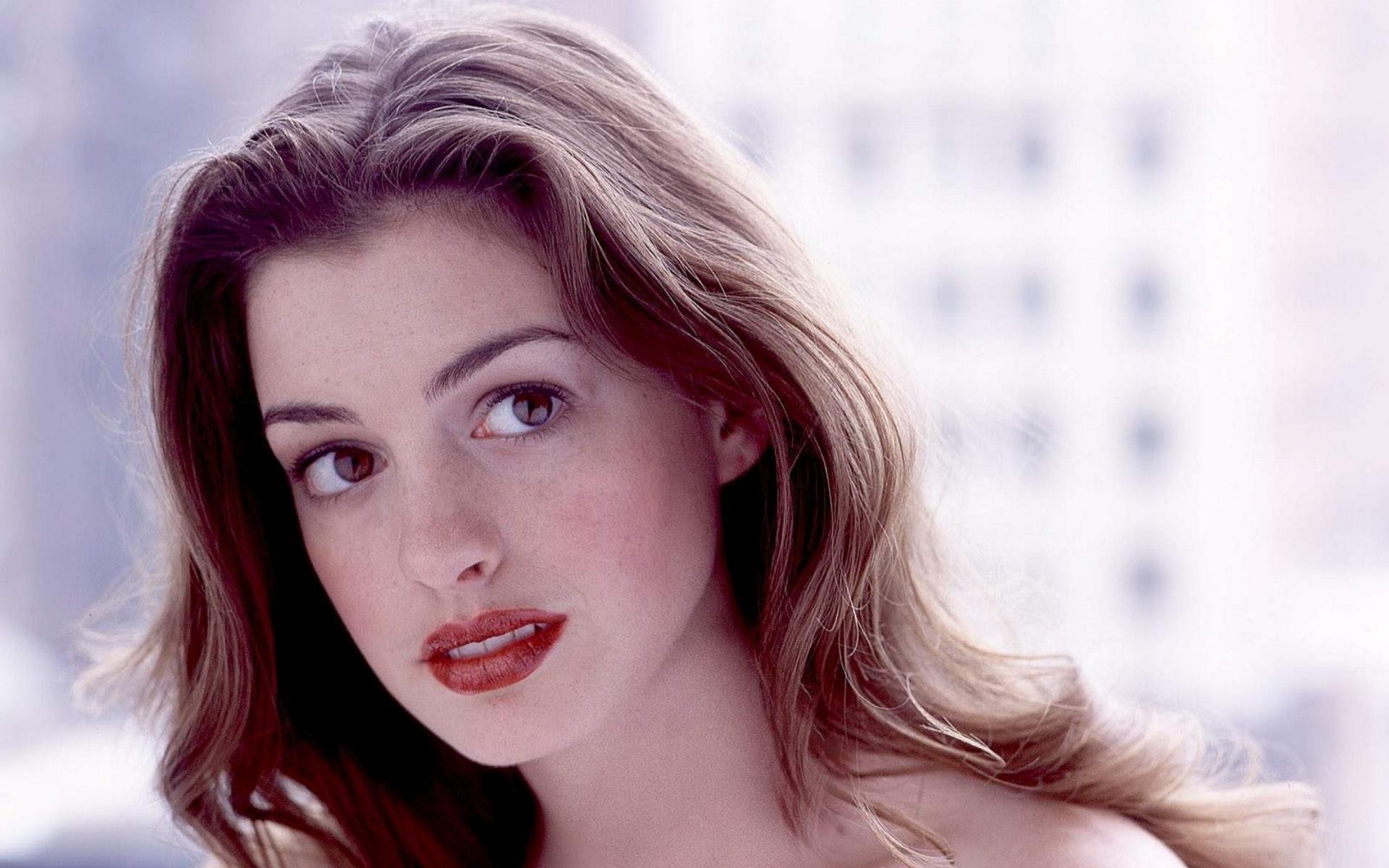 Anne Hathaway Fondo De Pantalla Hd Fondo De Escritorio