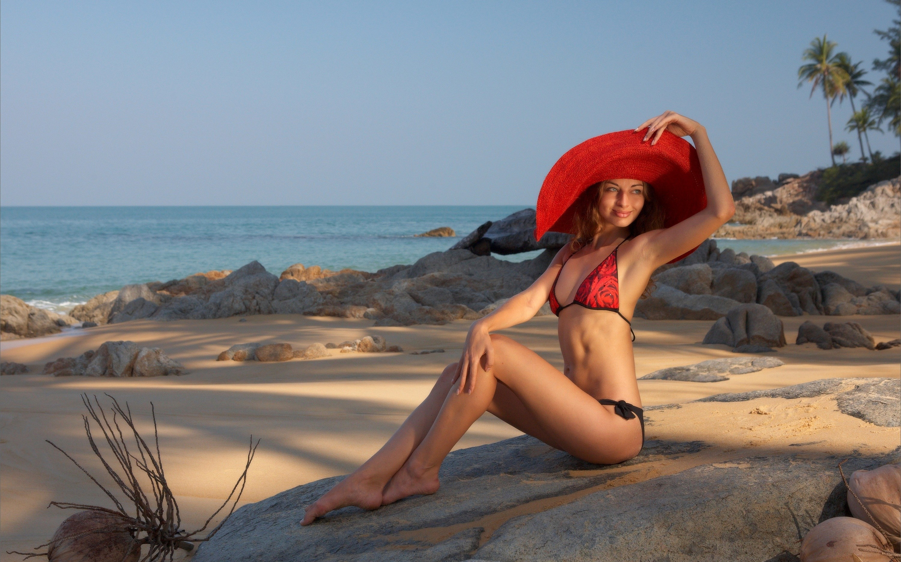 Summertime full hd wallpaper and background 3000x1870 id 526157 - Hd bikini wallpapers for pc ...