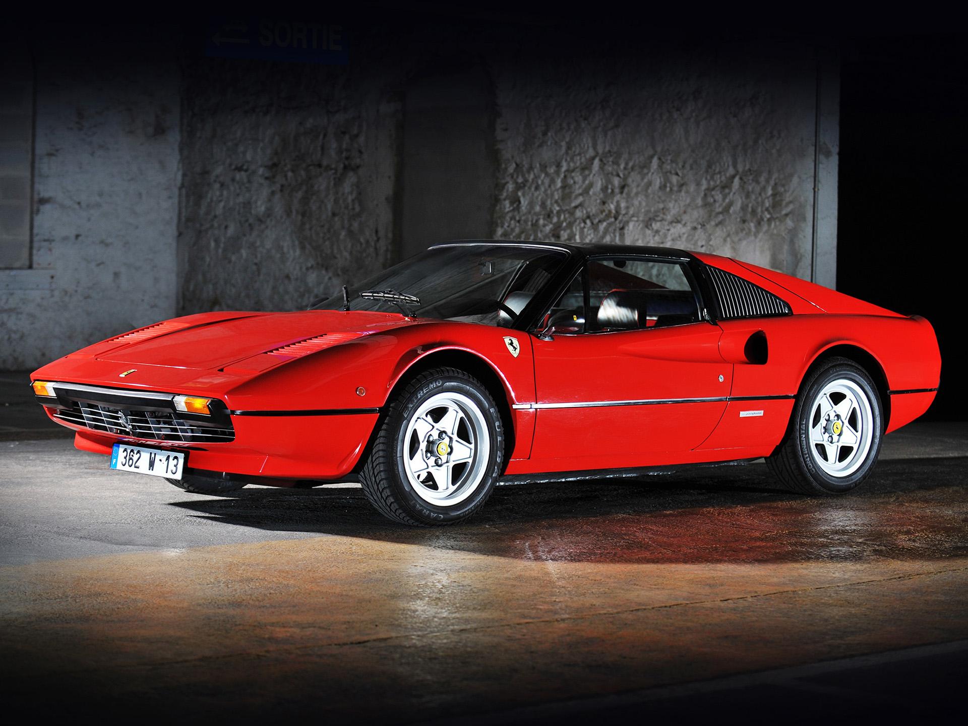 8 Ferrari 308 Gts Hd Wallpapers Backgrounds Wallpaper