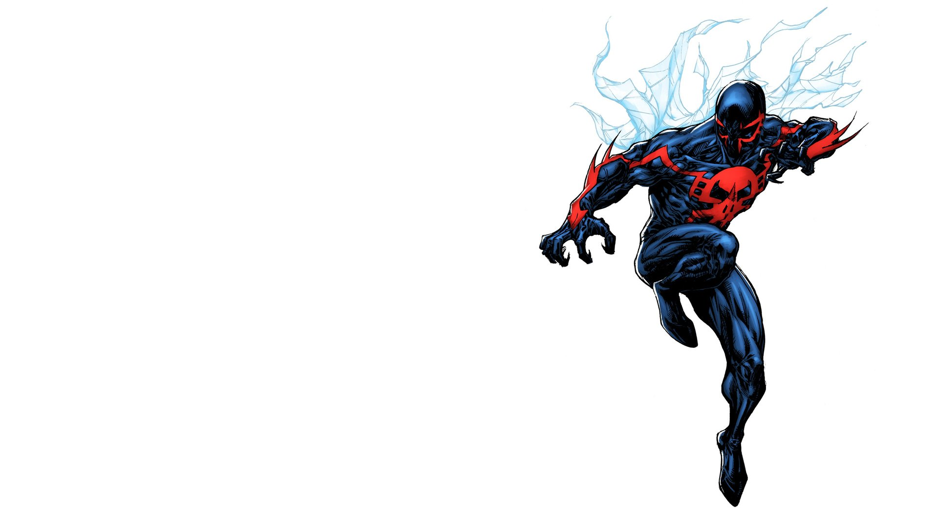 Cool Spiderman 2099 Wallpaper: Spider-Man 2099 HD Wallpaper
