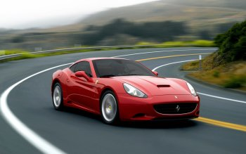 Vehicles - Ferrari California Wallpapers and Backgrounds ID : 526046
