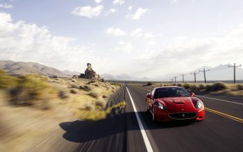 Vehicles - Ferrari California Wallpapers and Backgrounds ID : 526049