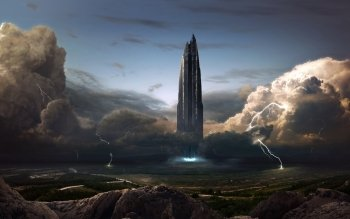 Sci Fi - Landscape Wallpapers and Backgrounds ID : 526198