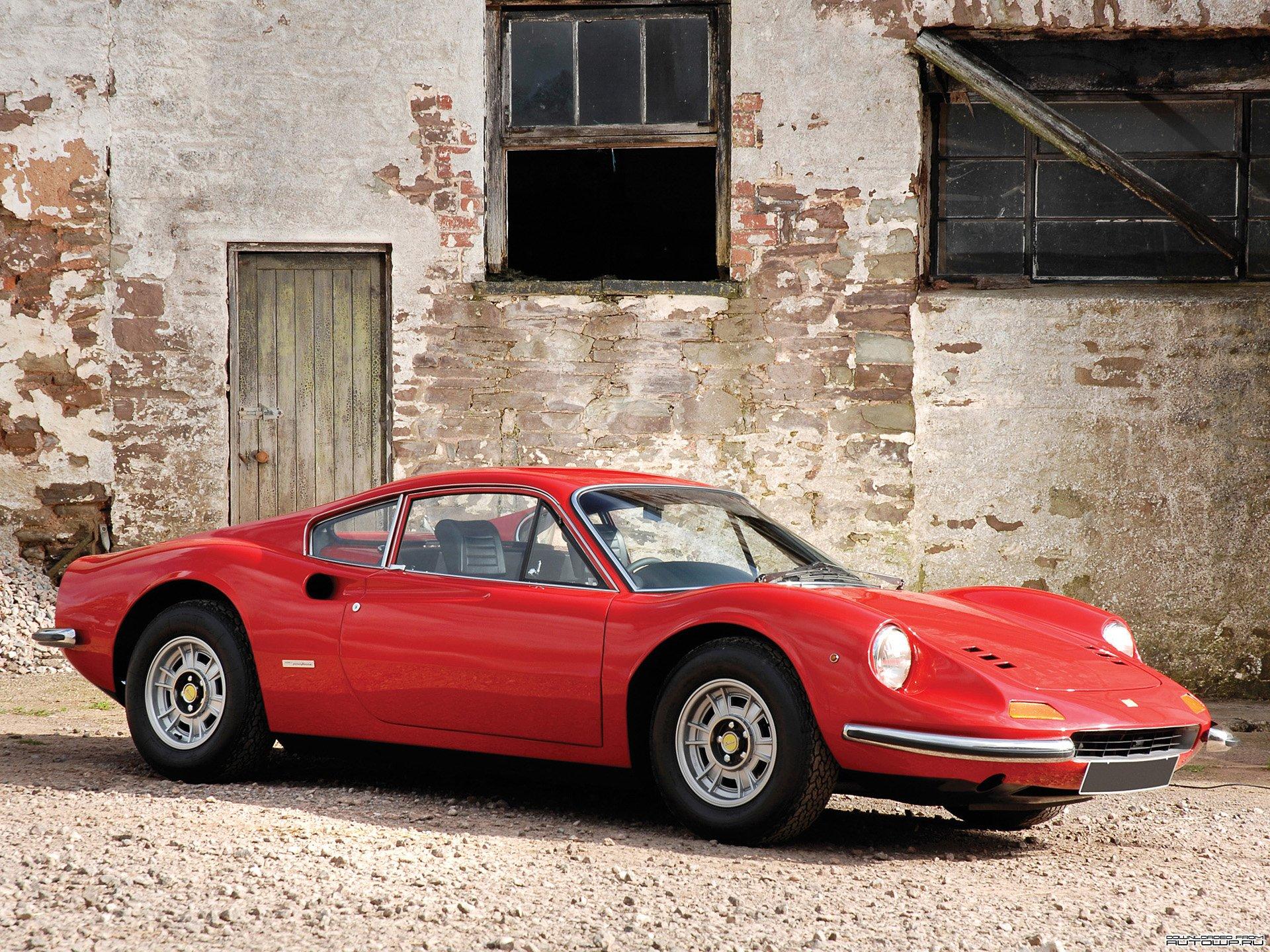 44+ Ferrari Dino 246 Gt Wallpaper Hd  Background