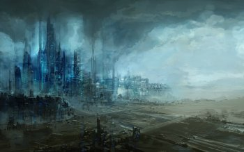 Sci Fi - City Wallpapers and Backgrounds ID : 528579