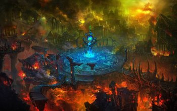Fantasy - City Wallpapers and Backgrounds ID : 528594