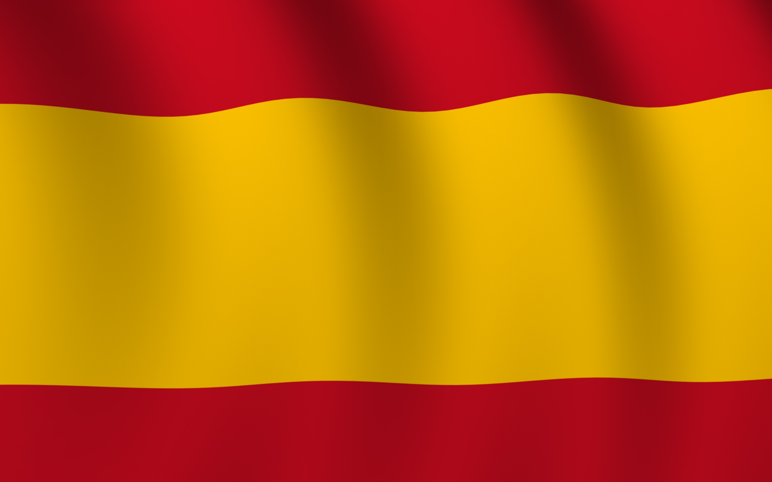 flag of spain hd wallpaper background image 2560x1600 id