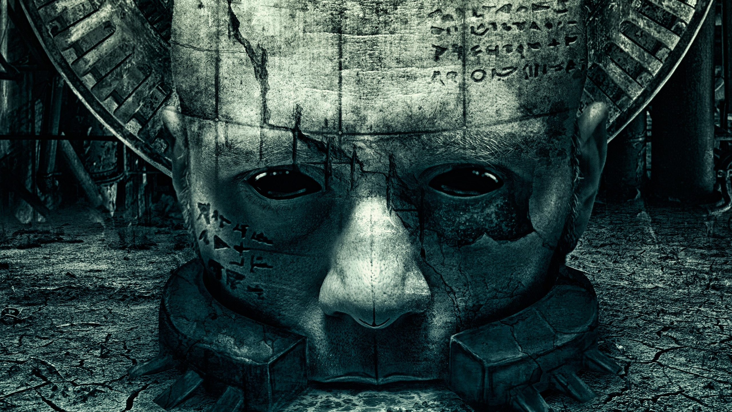 Prometheus Full HD Wallpaper and Background   2560x1440 ... H.r. Giger Wallpaper