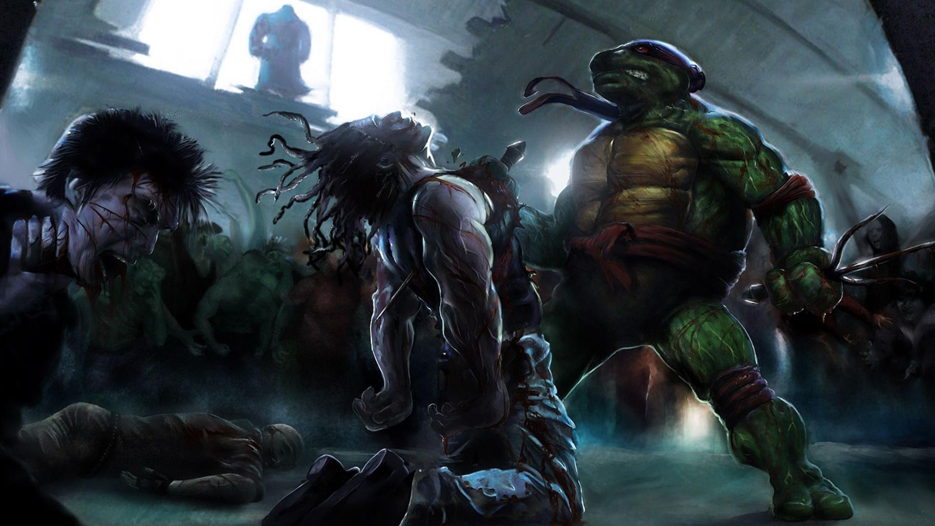 amazing ninja turtles wallpapers - photo #19