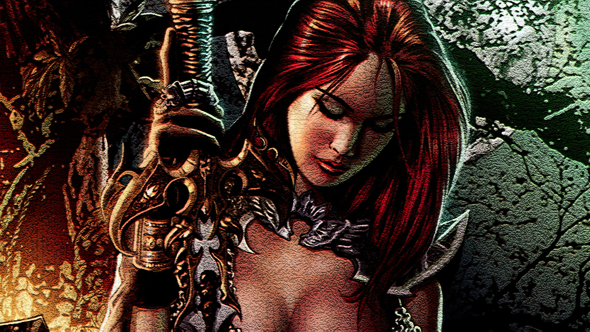 red sonja how tall