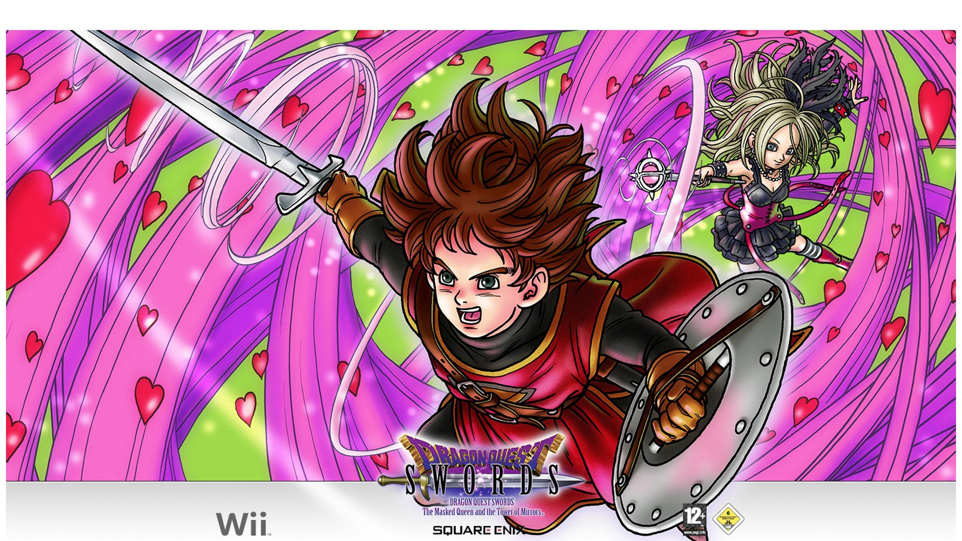 Dragon Quest Swords: The Masked Queen and the Tower of ...