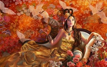 Fantasy - Women Wallpapers and Backgrounds ID : 530059