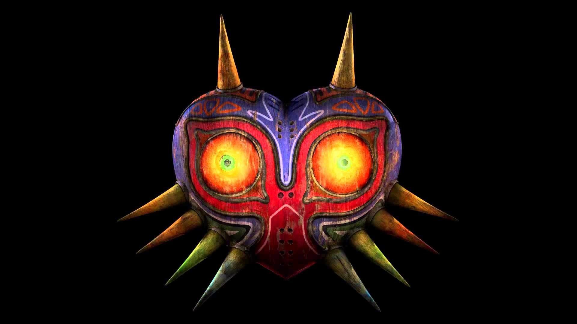 Maska Majory The Legends of Zelda