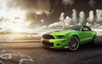 Vehicles - Ford Mustang Cobra Jet Wallpapers and Backgrounds ID : 531428