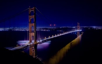 Man Made - Golden Gate Wallpapers and Backgrounds ID : 531455