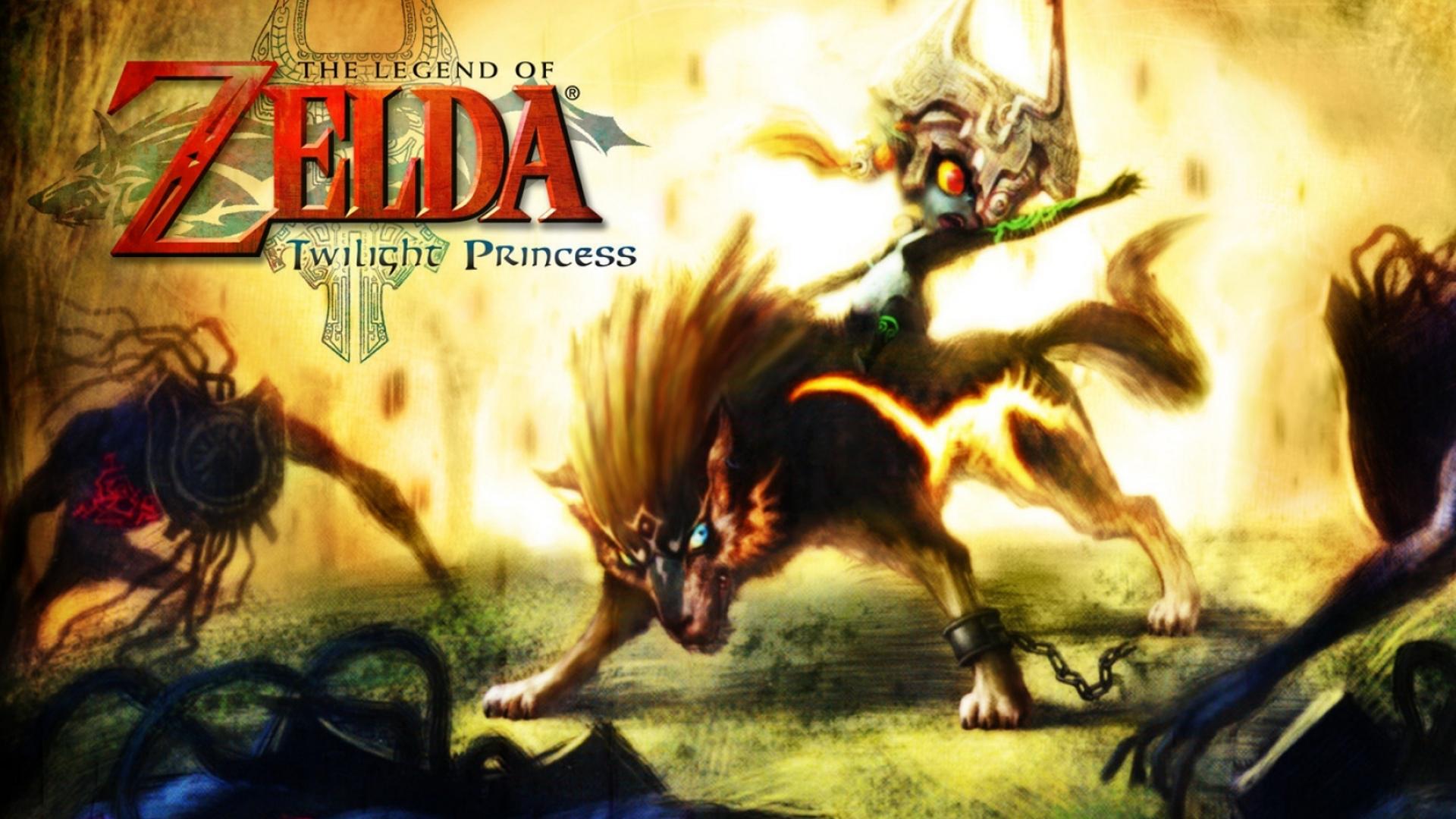 The Legend Of Zelda: T...