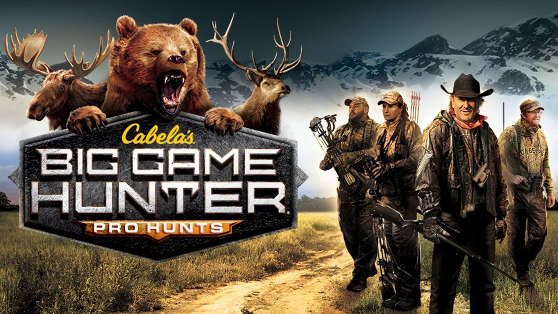 3 Cabela's Big Game Hunter: Pro Hunts HD Wallpapers ...