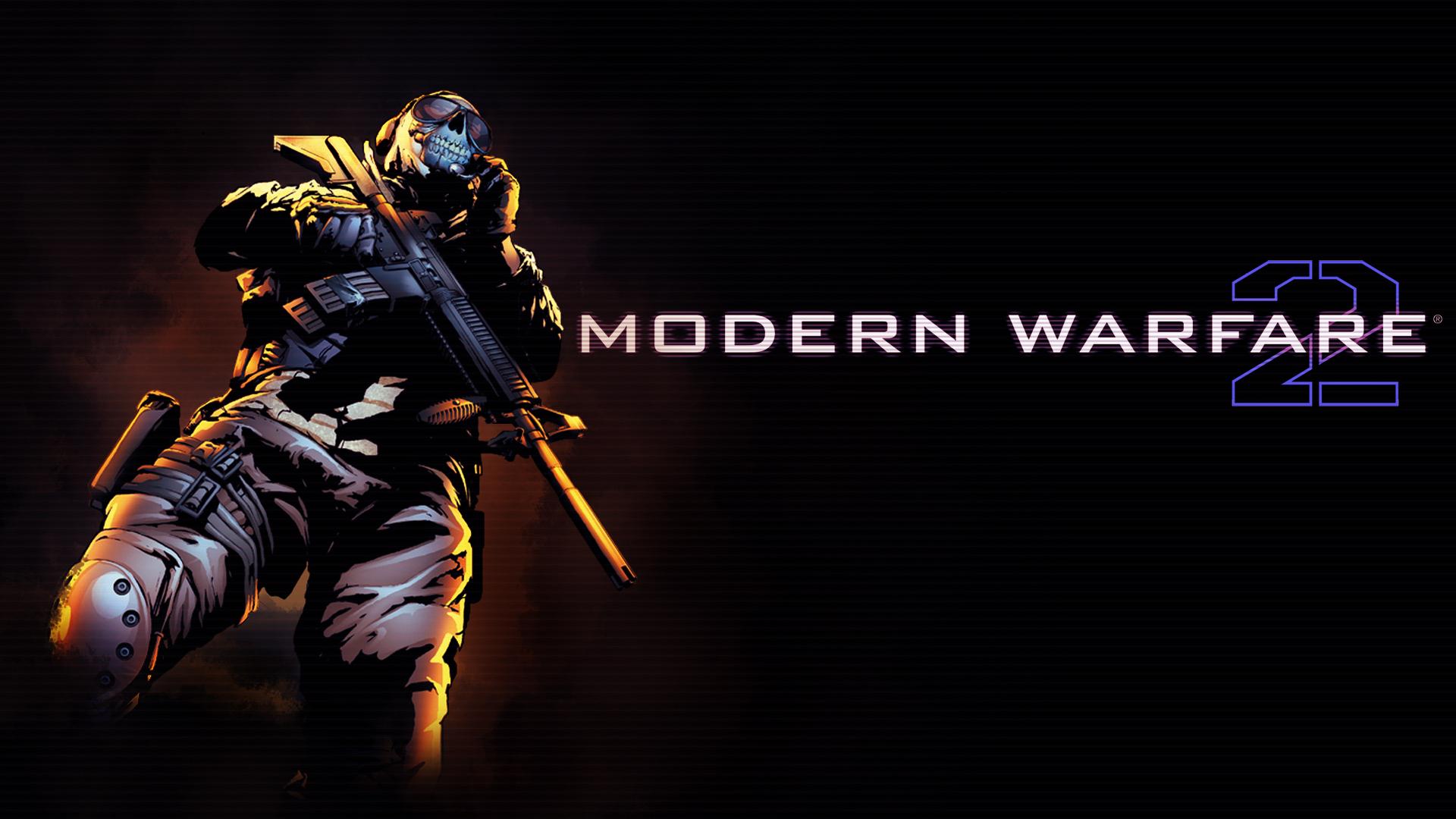 Call Of Duty Modern Warfare 2 Hd Wallpaper Background Image 1920x1080 Id 532216 Wallpaper Abyss