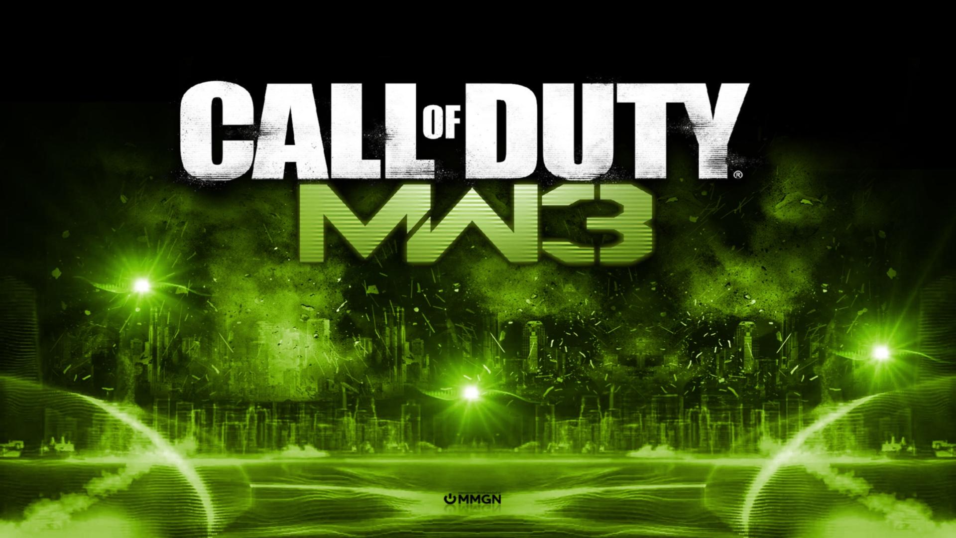 Call Of Duty Modern Warfare 3 Hd Wallpaper Background Image