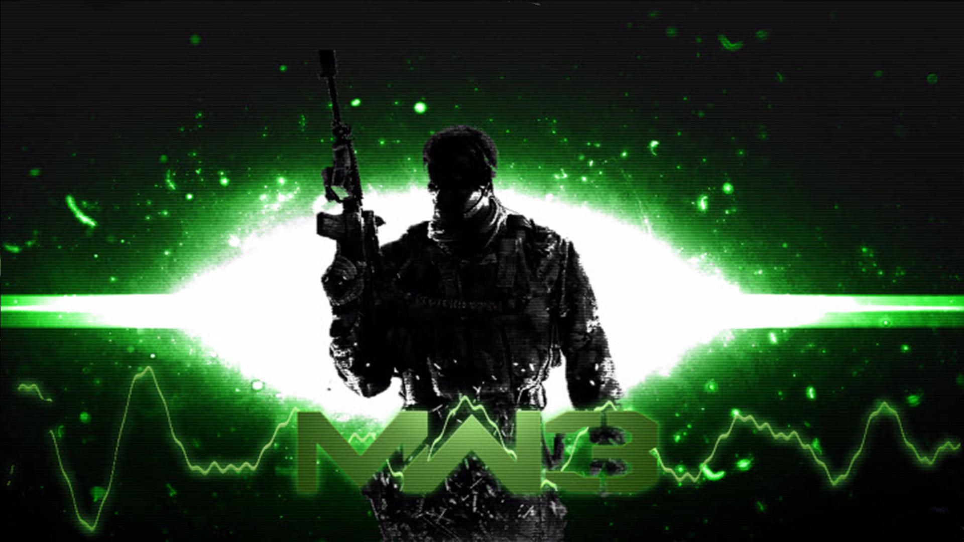 Call Of Duty Modern Warfare 3 Full Hd Wallpaper And