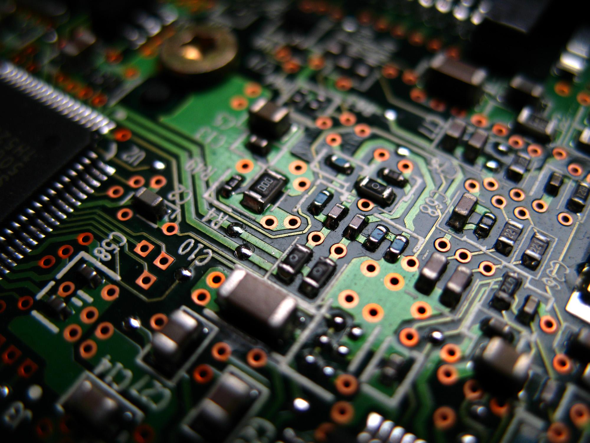 Circuito Eletronica : Tecnologia circuito papel de parede