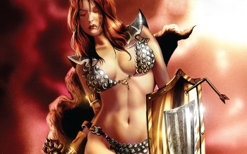 Fumetti - Red Sonja Wallpapers and Backgrounds ID : 532463