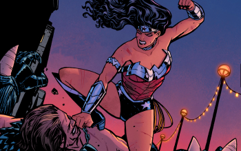 Comics - Wonder Woman Wallpapers and Backgrounds ID : 532496