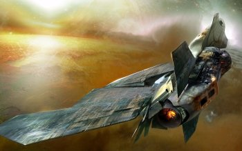 Sci Fi - Spaceship Wallpapers and Backgrounds ID : 532536
