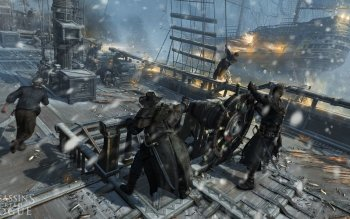 Video Game - Assassin's Creed: Rogue Wallpapers and Backgrounds ID : 532716