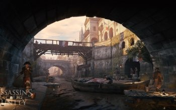 Video Game - Assassin's Creed: Unity Wallpapers and Backgrounds ID : 532721