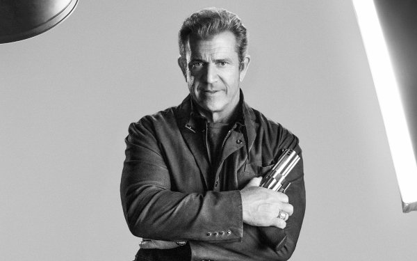 Movie The Expendables 3 The Expendables Mel Gibson Conrad Stonebanks HD Wallpaper | Background Image