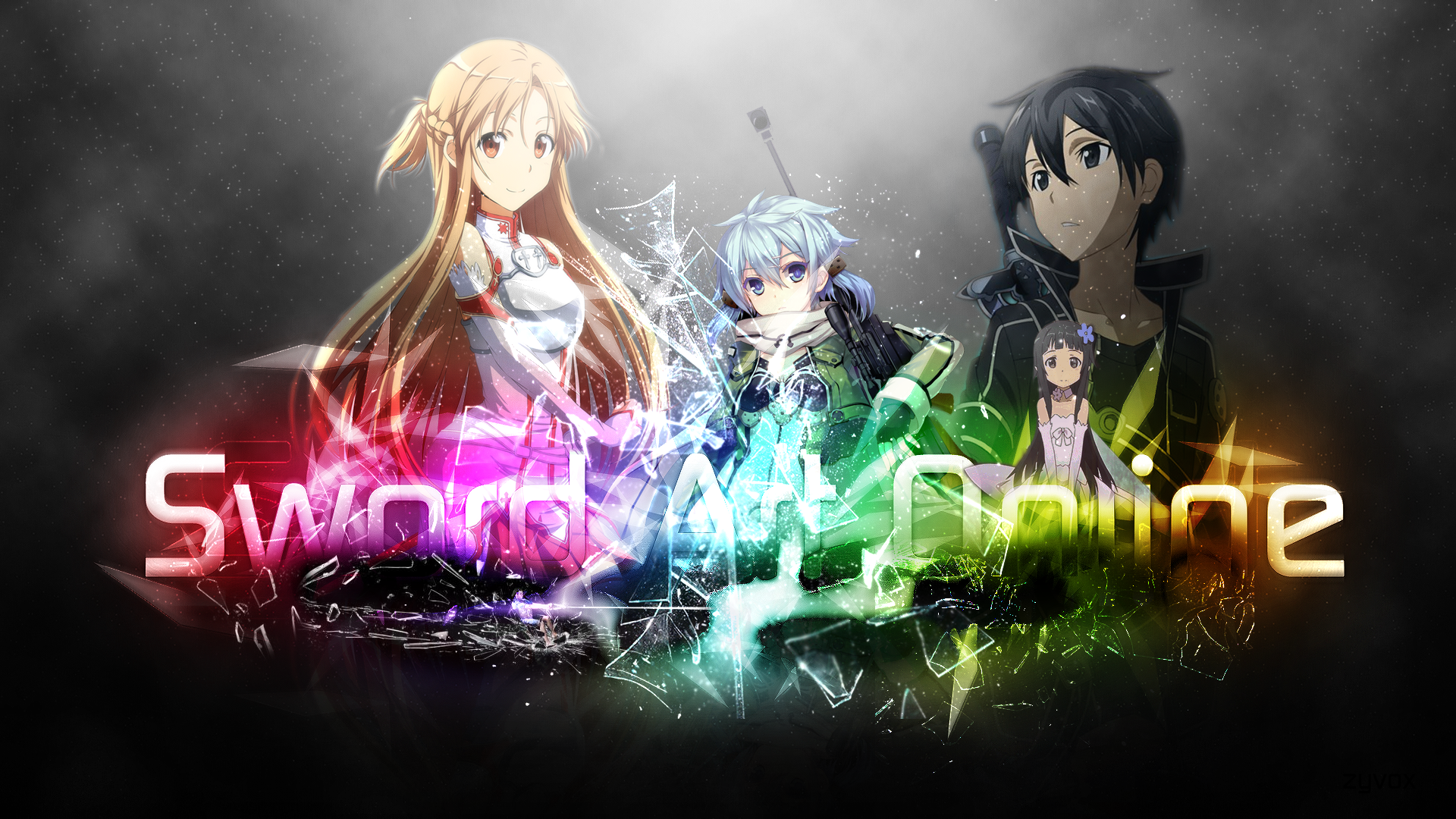 1093 kirito (sword art online) hd wallpapers | background images