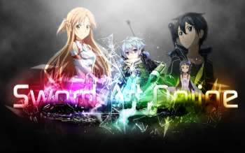 Anime - Sword Art Online Wallpapers and Backgrounds ID : 533007
