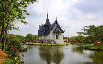 Man Made - Sanphet Prasat Palace Wallpapers and Backgrounds ID : 533596