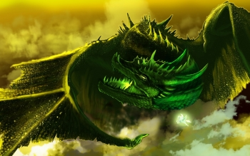 Fantasy - Dragon Wallpapers and Backgrounds ID : 534011