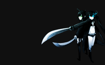 Anime - Black Rock Shooter Wallpapers and Backgrounds ID : 534163