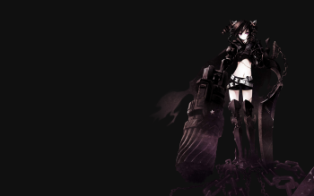 Anime - Black Rock Shooter Wallpapers and Backgrounds ID : 534165