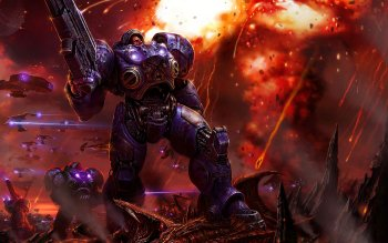Videojuego - Starcraft Wallpapers and Backgrounds ID : 534480
