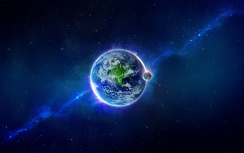 Earth - From Space Wallpapers and Backgrounds ID : 534569