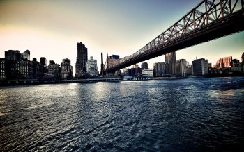 Man Made - Queensboro Bridge Wallpapers and Backgrounds ID : 534662