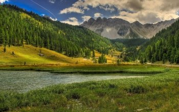 Earth - Mountain Wallpapers and Backgrounds ID : 535270
