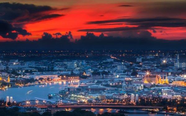 Man Made Grand Palace Palaces Thailand Bangkok HD Wallpaper   Background Image