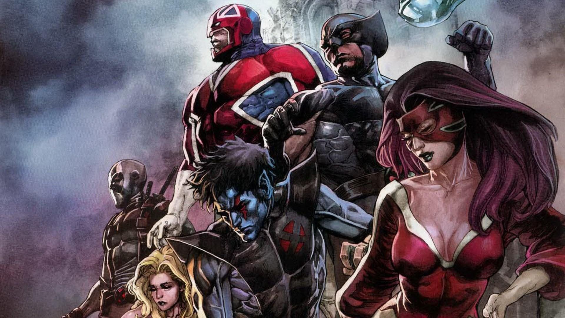 Download Game X-Men Days Of Future Past