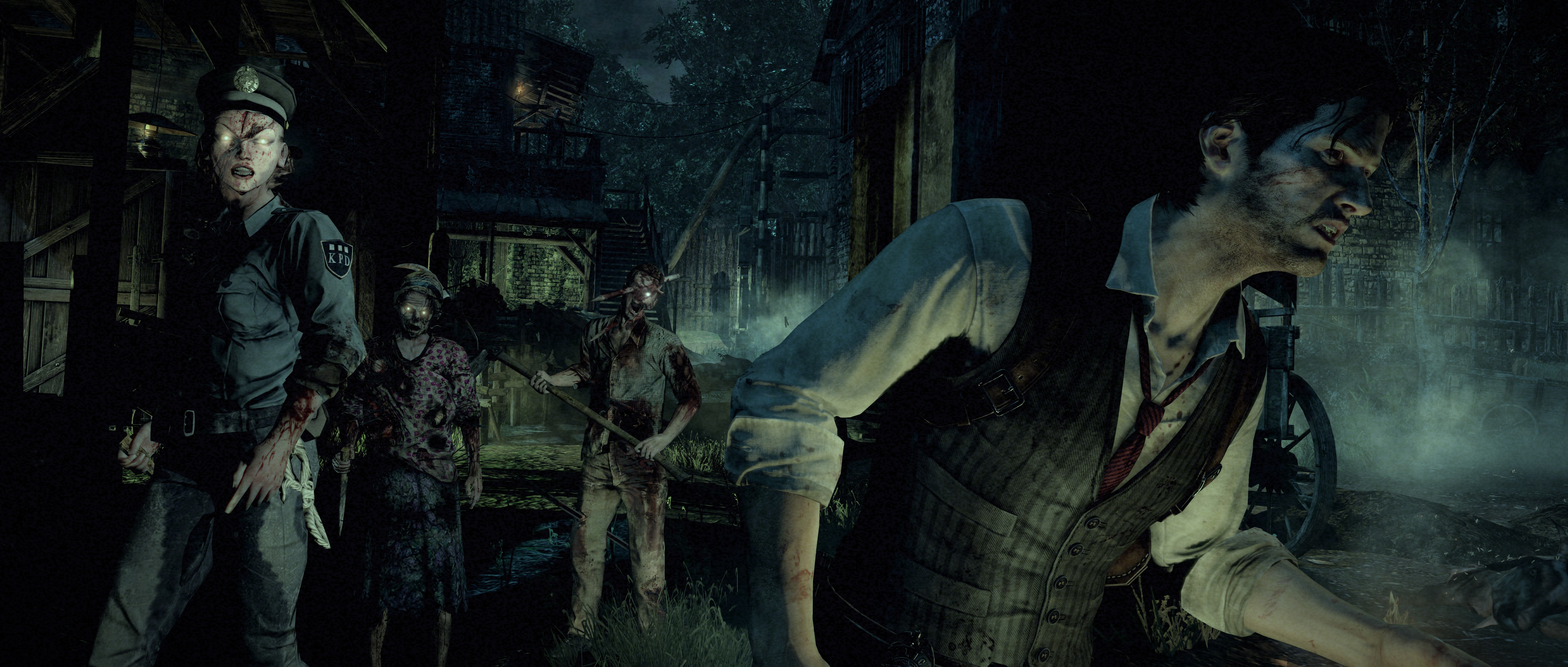 The Evil Within Wallpapers Or Desktop Backgrounds: The Evil Within 5k Retina Ultra HD Wallpaper