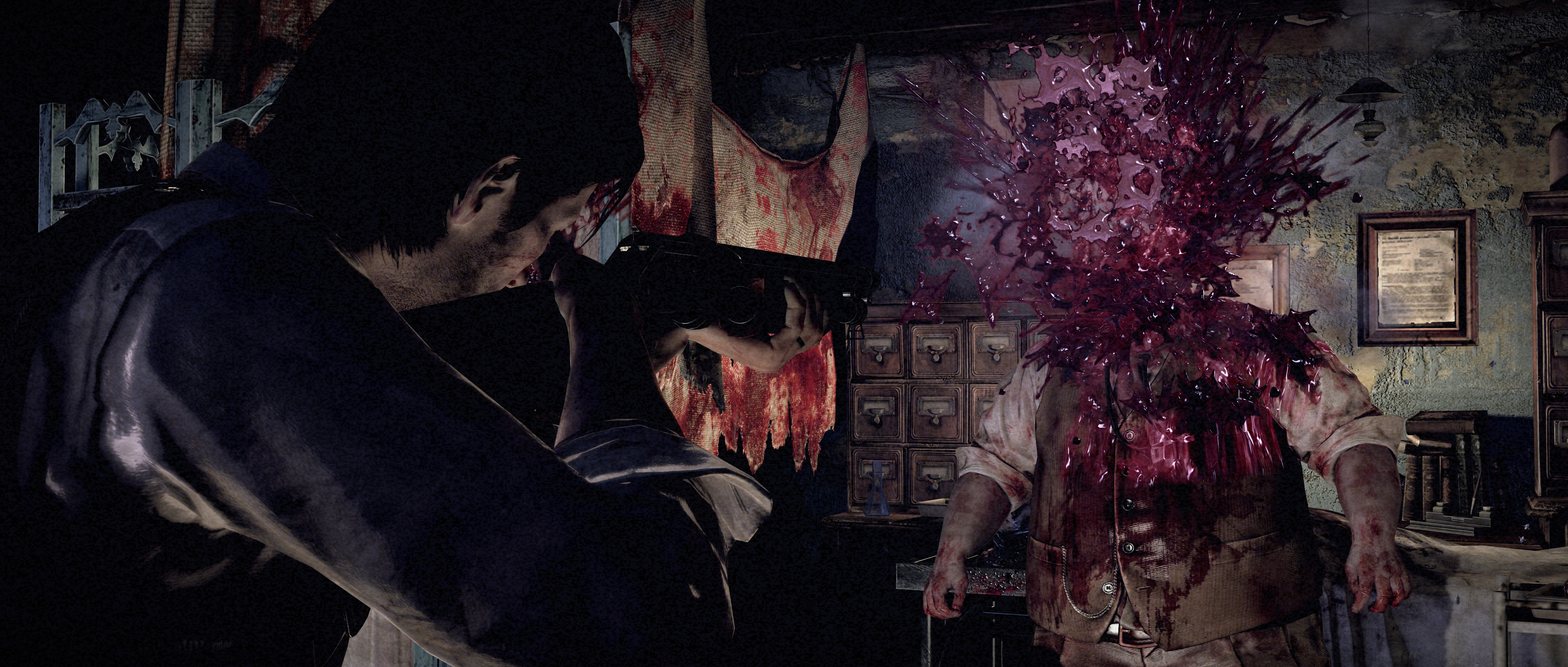 Wallpaper The Evil Within 2 4k Games 12718: The Evil Within 5k Retina Ultra HD Wallpaper