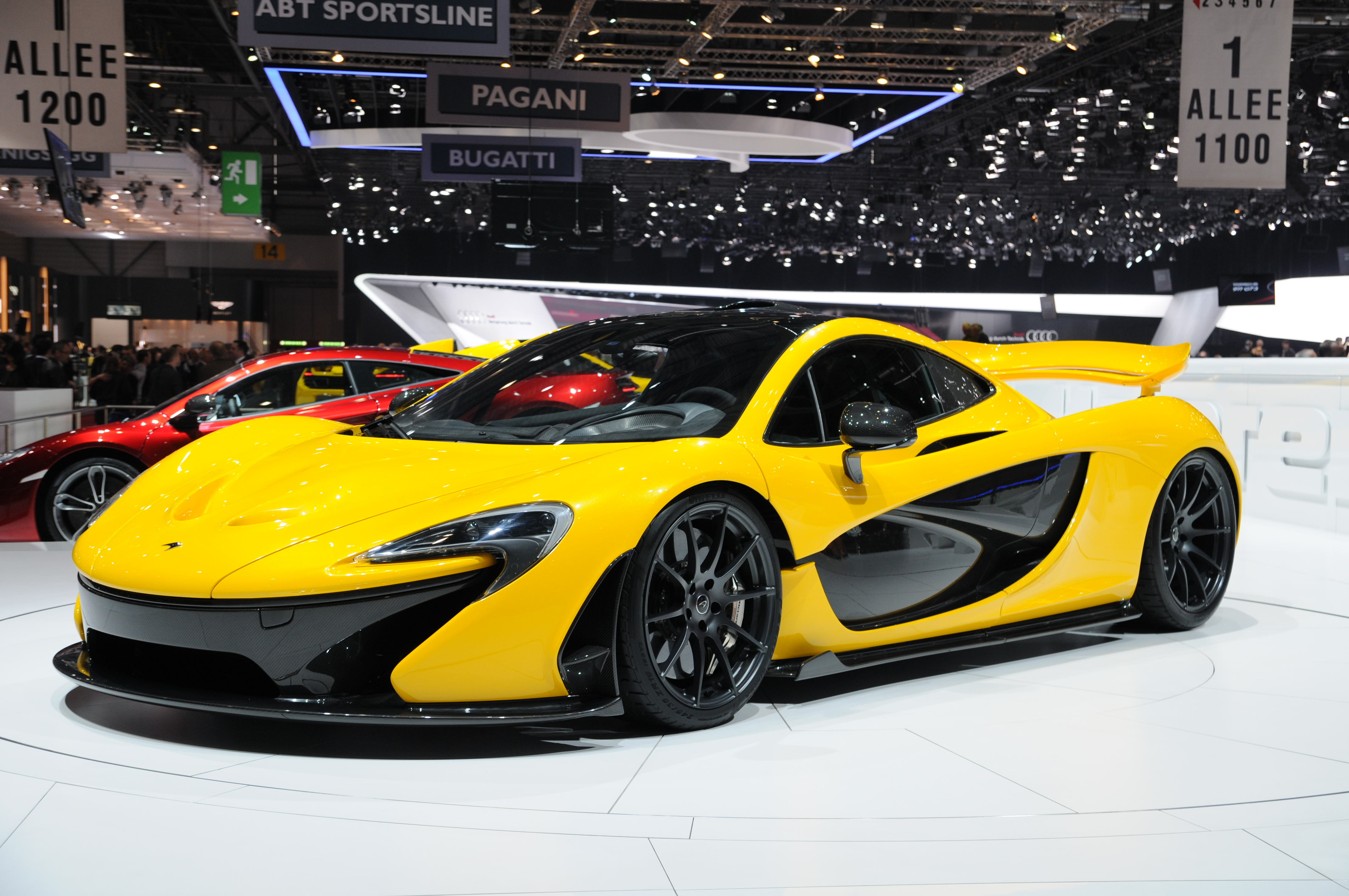 138 McLaren P1 HD Wallpapers   Background Images - Wallpaper Abyss